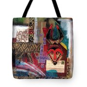 The Paradox Of Independence Tote Bag by Everett Spruill