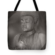 The Path of Peace Tote Bag by Sharon Mau