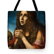 The Penitent Magdalen Tote Bag by Carlo Dolci