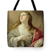 The Penitent Magdalene Tote Bag by Guido Reni