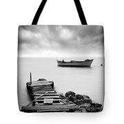 The Pier Tote Bag by Taylan Soyturk