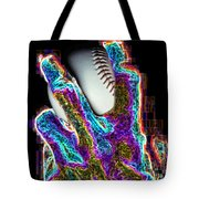 The Pitch Tote Bag by Tim Allen