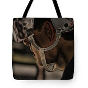 The Player Tote Bag by Karol  Livote