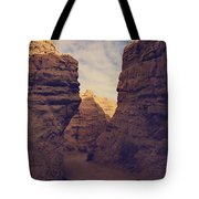 The Pyramid Tote Bag by Laurie Search