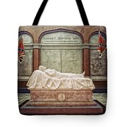 The Recumbent Robert E. Lee Tote Bag by Mountain Dreams
