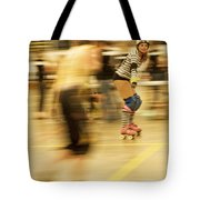 The Ref Tote Bag by Theresa Tahara
