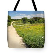 The Road Home Tote Bag by Lynn Bauer