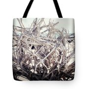 The Roots Tote Bag by Lisa Russo