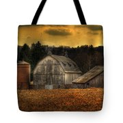 The Rose Farm Tote Bag by Thomas Young