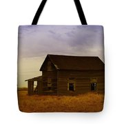 The Shambles Of Dreams Gone By Tote Bag by Jeff Swan