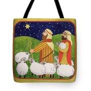 The Shepherds Tote Bag by Linda Benton