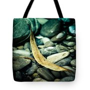 The Ship In The Harbour Tote Bag by Hannes Cmarits