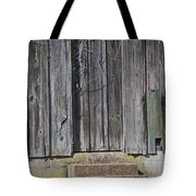 The Side Door Tote Bag by Skip Willits