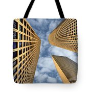 The Sky Is The Limit Tote Bag by Ron Shoshani