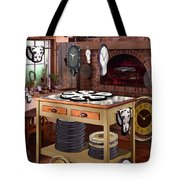 The Soft Clock Shop 2 Tote Bag by Mike McGlothlen