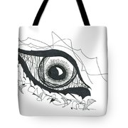 The Sorcerer's Divine Dance Of Infinite Divine Light Tote Bag by Daina White
