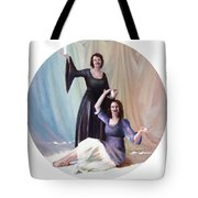 The Source Tote Bag by Shelley Irish