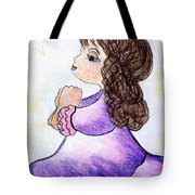 The Star Still Shines Tote Bag by Eloise Schneider
