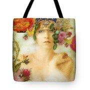 The Summer Queen Tote Bag by Aimee Stewart