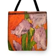 The Tall One High 5 Tote Bag by Sherry Harradence