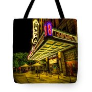 The Tampa Theater Tote Bag by Marvin Spates