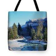 The Tieton River Tote Bag by Jeff Swan