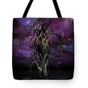 The Tree Of Sawols Tote Bag by John Edwards