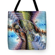 The Unfinished Interlude Tote Bag by Tim Allen