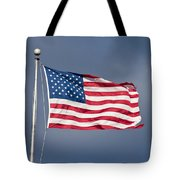 The United States Of America Tote Bag by Benjamin Reed