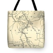 The Upper Nile Tote Bag by English School