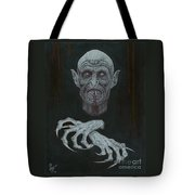 The Vampire Tote Bag by Wave