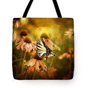 The Very Young At Heart Tote Bag by Lois Bryan