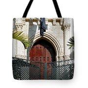 The Villa. Miami. Fl. Tote Bag by Juan Carlos Ferro Duque