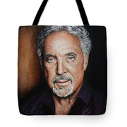 The Voice Tote Bag by Andrew Read