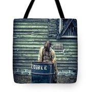 The Walking Dead Tote Bag by Edward Fielding