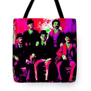 The Wild Bunch 20130212 Tote Bag by Wingsdomain Art and Photography