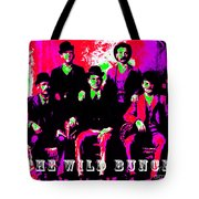 The Wild Bunch With Text 20130212 Tote Bag by Wingsdomain Art and Photography