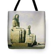 Thebes Tote Bag by David Roberts