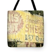 This Is It Tote Bag by Joan Carroll