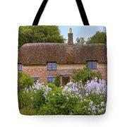Thomas Hardy's cottage Tote Bag by Joana Kruse