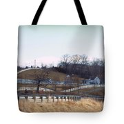 Thoroughbred Thoroughfares Tote Bag by Paulette B Wright
