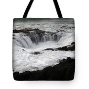 Thors Well Oregon Tote Bag by Bob Christopher