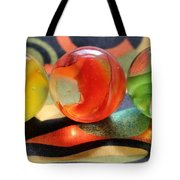 Three Amigos Tote Bag by Mary Bedy