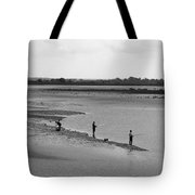The Banks Of The Somme Tote Bag by Aidan Moran