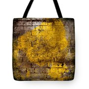 Three Moods Of Modern I Tote Bag by Brett Pfister