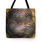 Thru The Maze Tote Bag by Deborah Benoit