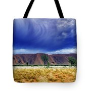 Thunder Rock Tote Bag by Holly Kempe