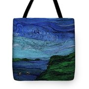 Thunderheads Tote Bag by First Star Art