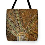 Tile Work Tote Bag by Susan Candelario