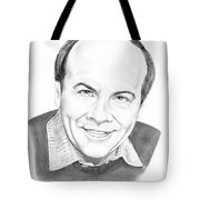Tim Conway Tote Bag by Murphy Elliott